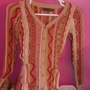 Women coogi sweater